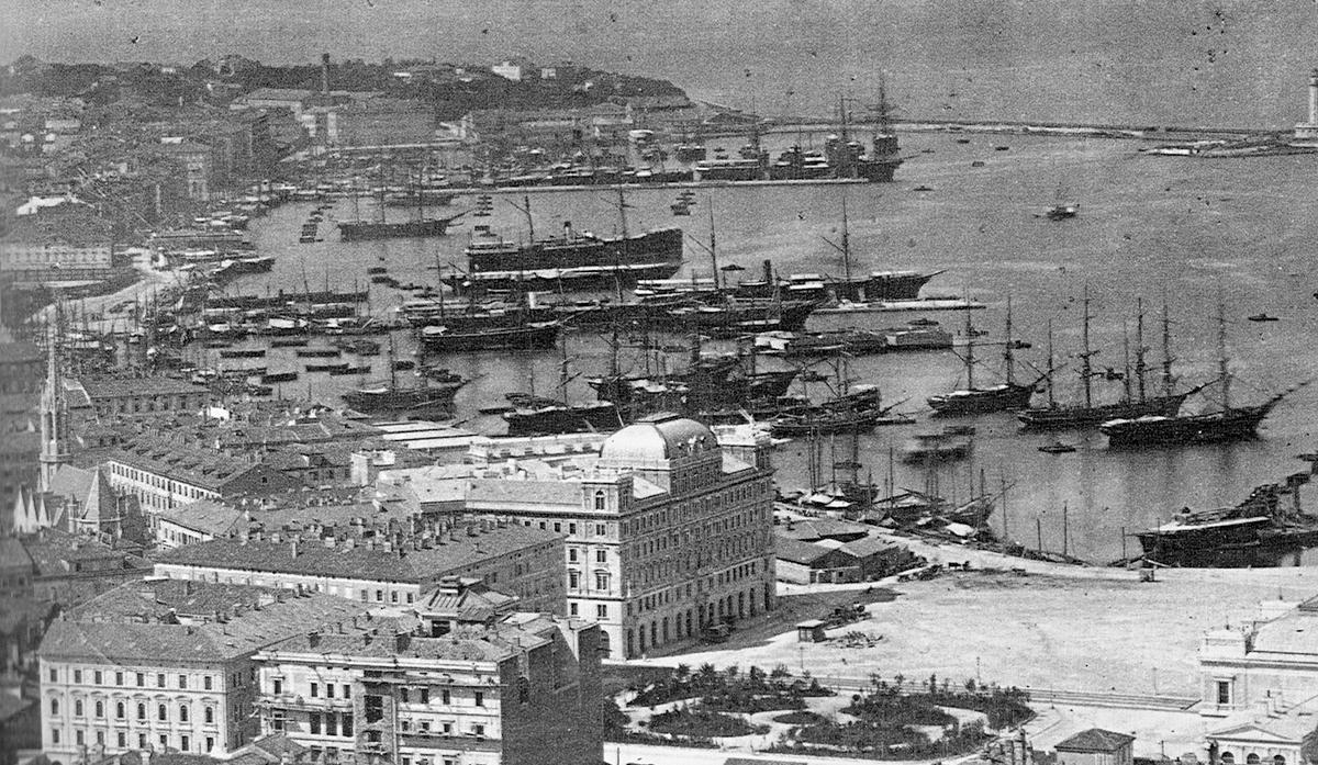 La storia del Porto Franco - Servizi Korman